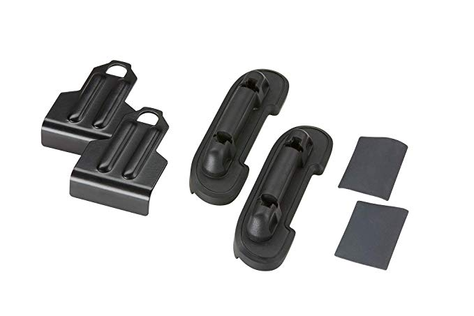 YAKIMA - BaseClip Vehicle Attachment Mount for Baseline タワー (1 Pair), 124 (海外取寄せ品)