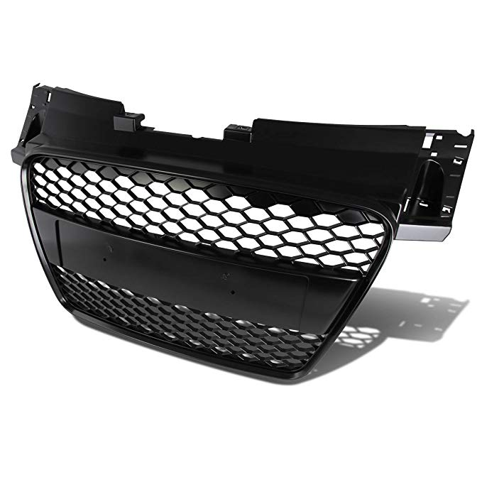 DNA MOTORING GRF-084-BK フロント Bumper Grille Guard (海外取寄せ品)[汎用品]