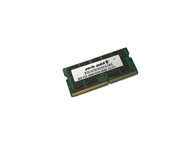 8GB メモリ memory for Supermicro SuperServer 5019A-12TN4 2400MHz DDR4 SoDIMM ECC RAM (PARTS-クイック Brand) (海外取寄せ品)