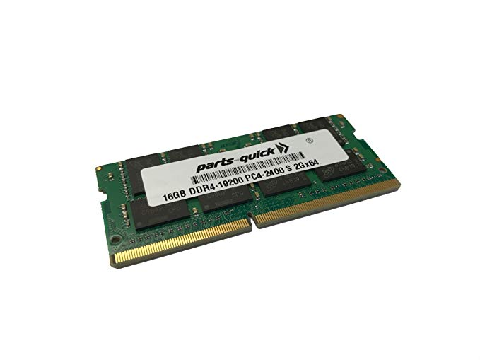 16GB メモリ memory for エイサー Acer Aspire A517-51, A517-51G, A517-51GP, A517-51P Compatible RAM Upgrade DDR4 2400MHz SODIMM (PARTS-クイック Brand) (海外取寄せ品)