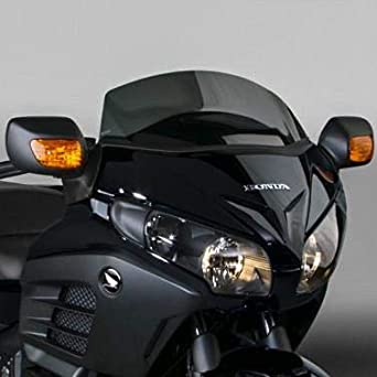 National Cycle N20325 VStream Windshield - 13.5in. - ポリ - Quantum - ダーク ティント (海外取寄せ品)
