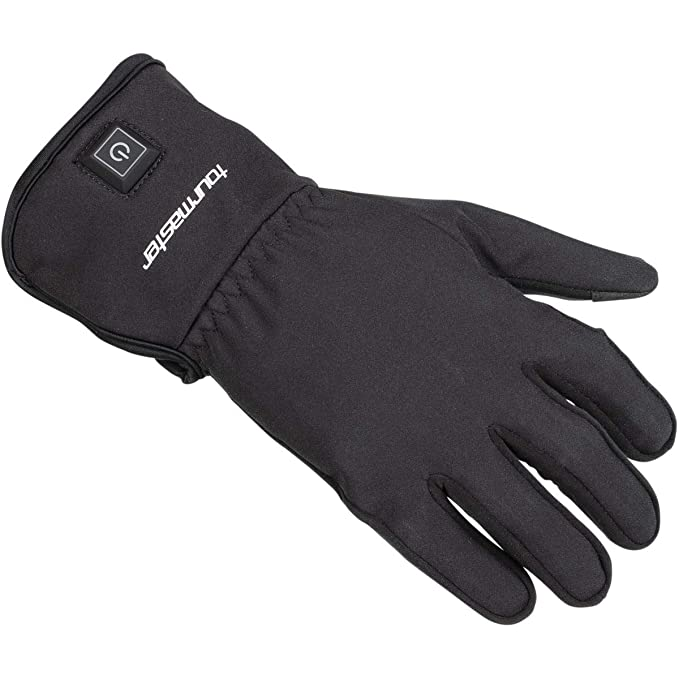Tourmaster Synergy プロ-Plus Heated Glove Liners (Medium/Large) (Black) (海外取寄せ品)