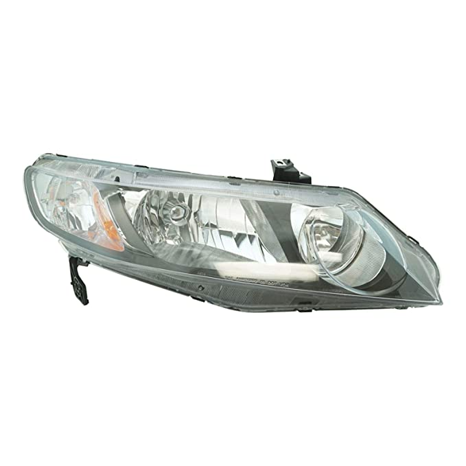 Headlight Headlamp Passenger Right RH for Honda Civic & ハイブリッド (海外取寄せ品)