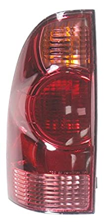 Taillight Taillamp Rear Brake Light ドライバー Side Left LH for 05-08 Tacoma Truck (海外取寄せ品)
