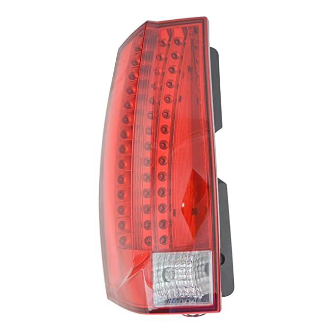 Taillight Taillamp Rear Brake Tail Light ドライバー Side Left LH for 07-13 エスカレード (海外取寄せ品)