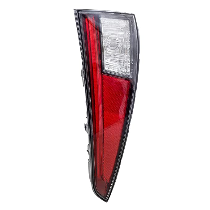 リプレイスメント Passenger Tail Light Bumper Mounted Compatible with 2016 2017 2018 Prius (海外取寄せ品)[汎用品]