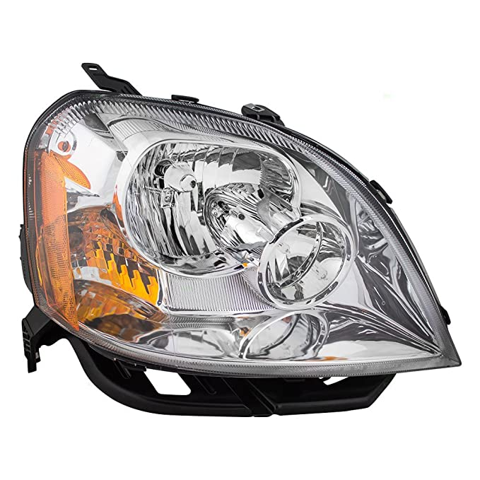 Headlight 2005-2007 Passengers 6G1Z13008A Hundred for リプレイスメント Headlamp Five (海外取寄せ品)[汎用品]