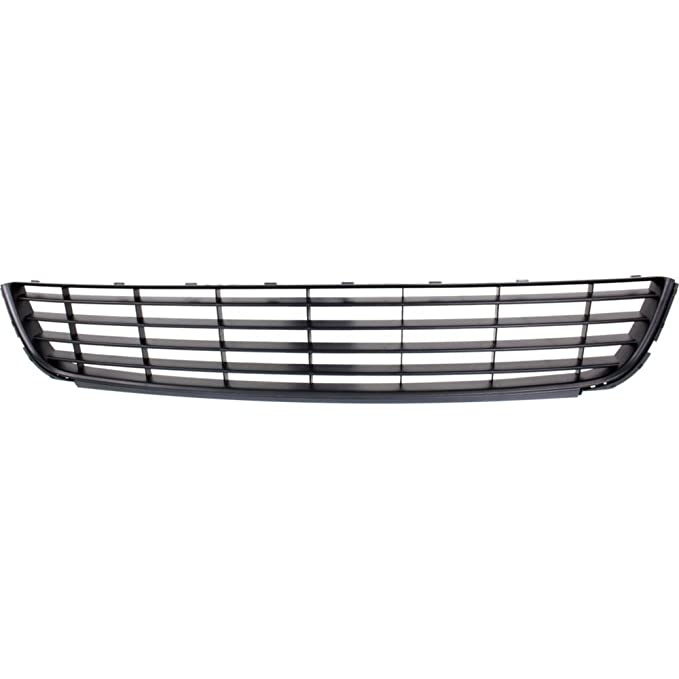 Bumper Grille compatible with Volkswagen Jetta/Golf 10-14 フロント テクスチャー Wagon (海外取寄せ品)[汎用品]