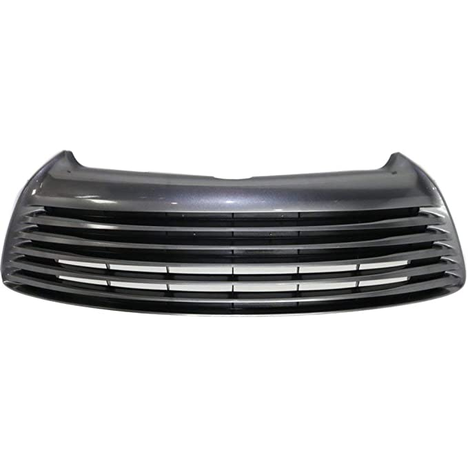 Bumper Grille Compatible with トヨタ TOYOTA Camry 15-17 フロント プライム スタンダード Type (海外取寄せ品)[汎用品]