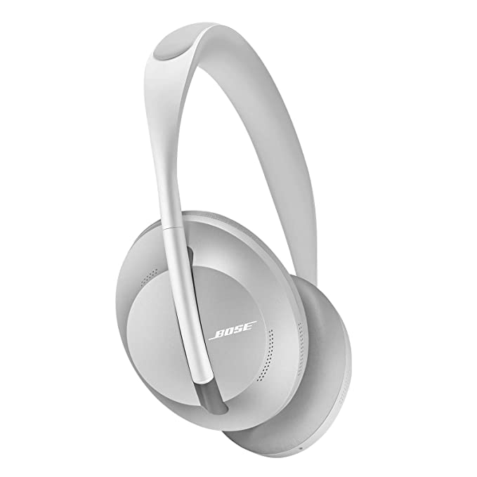 Bose Noise Cancelling Wireless ブルートゥース Headphones 700, with Alexa Voice Control, シルバー 『海外取寄せ品』