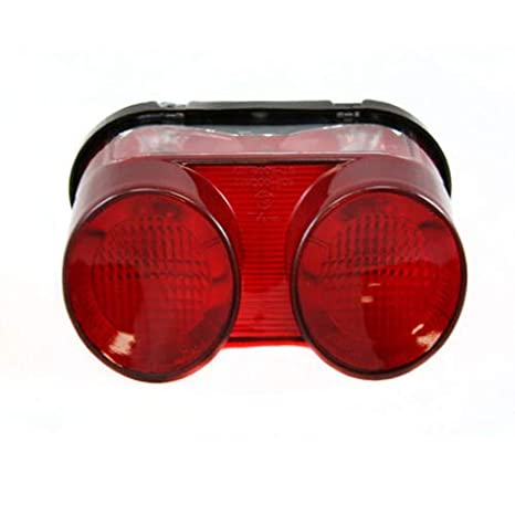 New Taillight リプレイスメント For ヤマハ RX Warrior 2004 2005 (海外取寄せ品)
