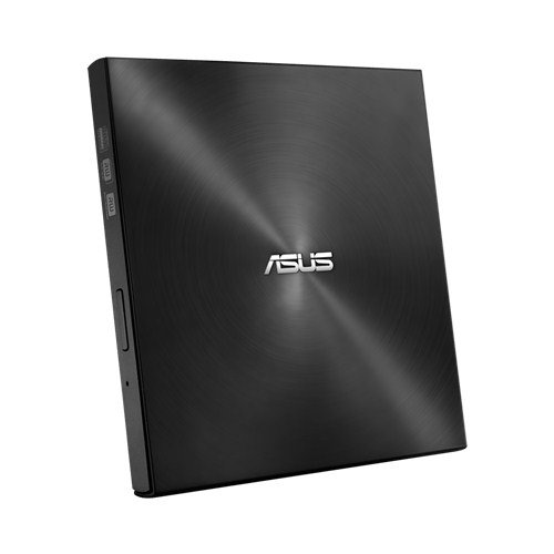 ASUS ZenDrive Ultra スリム USB 2.0 External 8X DVD Optical ドライブ +/-RW with M-ディスク Support for ウィンドウ and Mac and ネロ BackItUp for アンドロイド Android devices (海外取寄せ品)