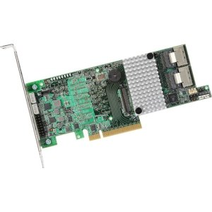 LSI Logic LSI00330 MegaRAID SAS 9271-8i 8Port 6Gb/s PCI エクスプレス 3.0 1GB DDR3 シングル Controller Card (海外取寄せ品)