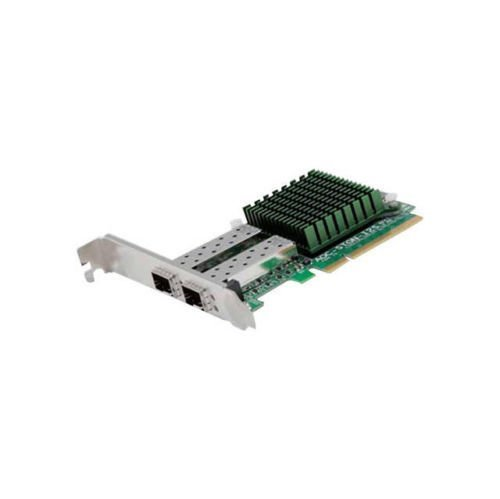 Supermicro The アルティメイト デュアル-Port 10 Gigabit Ethernet Controller with The Flexibility and S (AOC-STGN-I2S) (海外取寄せ品)
