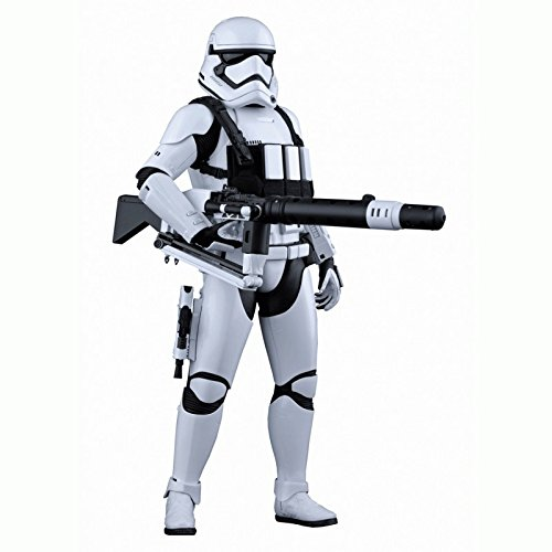 ホット Toys スターウォーズ Star wars Episode VII The Force Awakens ファースト Order Heavy Gunner ストームトルーパー 1/6 Scale 12