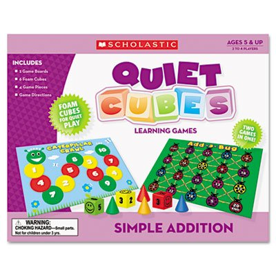 CUBE,LEARNG,SMPLE ADD,COL (海外取寄せ品)