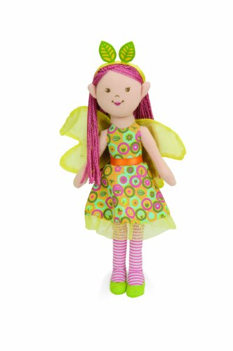 Manhattan Toy Meet Audralina, She Is ABeneath the リーフ Fairy from Manhattan Toy (海外取寄せ品)