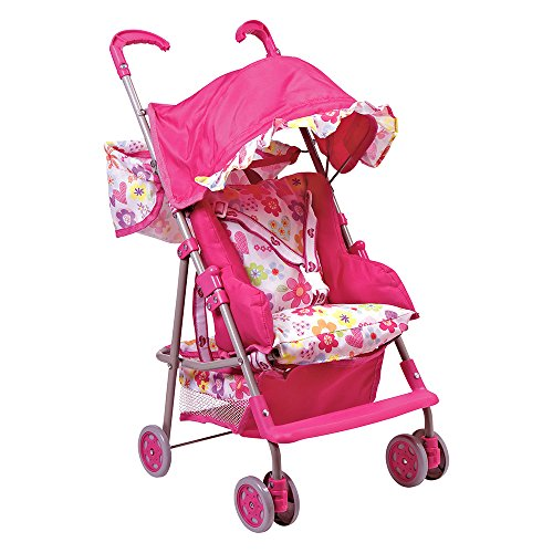 Adora ドール Accessories 3-in-1 Stroller, Car シート, バック パック Carrier, パーフェクト for キッズ 3 イヤーズ & up (海外取寄せ品)