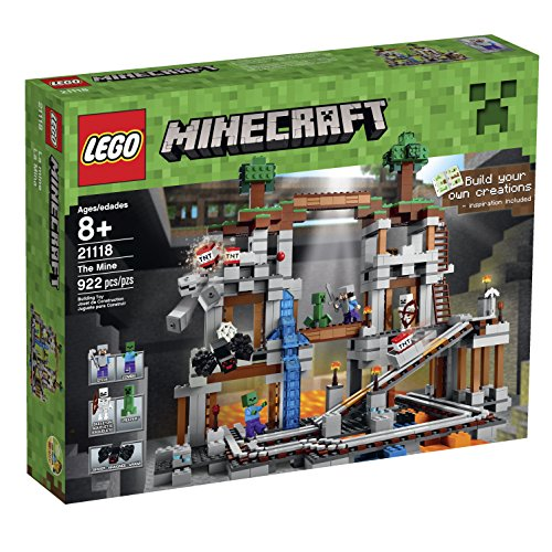 レゴ Minecraft 21118 The Mine (Discontinued by manufacturer) (海外取寄せ品)