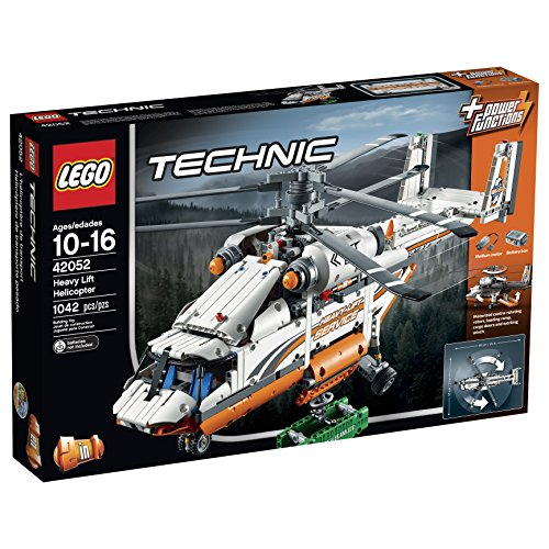 レゴ テクニック Lego Technic Heavy Lift Helicopter 42052 Advanced Building Toy (海外取寄せ品)