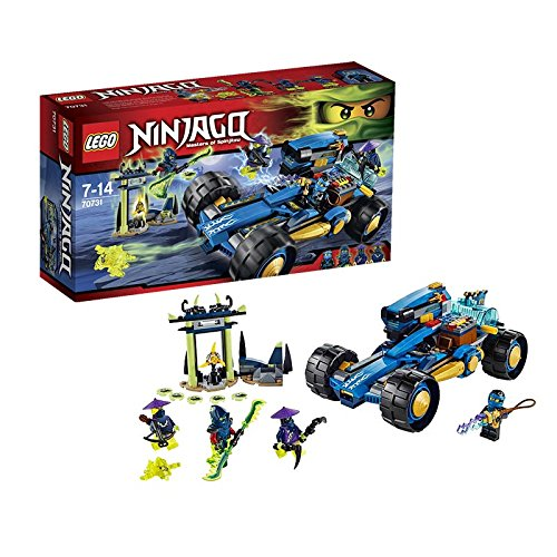 2015 NEW レゴ ニンジャゴー Lego Ninjago Masters of Spinjitzu - 70731(Jay Walker One) (海外取寄せ品)
