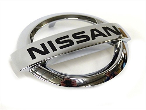 2013-2015 Nissan Versa Note フロント クローム Grille エンブレム OEM NEW by Nissan (海外取寄せ品)
