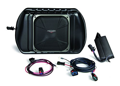 Kicker PWRA411 マルチ-Channel Amplifier and Powered Subwoofer Upgrade System for 2011-2014 4 Door Jeep Wrangler with Base Audio (海外取寄せ品)