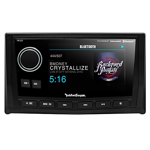 Rockford Fosgate PMX-8DH Full Function Wired 5