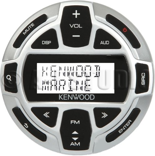 NEW Kenwood KCA-RC55MR Wired マリーン ボート Remote to KMR-700U KMR-550U KMR-700U (海外取寄せ品)