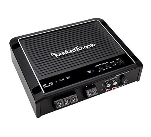 Rockford Fosgate R500X1D プライム 1-Channel クラス D Amplifier (海外取寄せ品)
