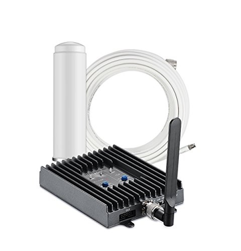SureCall FlexPro Omni/Whip, デュアル バンド Cell Phone Signal Booster キット for オール Carriers up to 2,000 Sq Ft (海外取寄せ品)