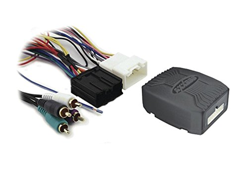Axxess MITO-01 Amplifier Interface Harness for セレクト 2006-2008 Mitsubishi Vehicles (海外取寄せ品)