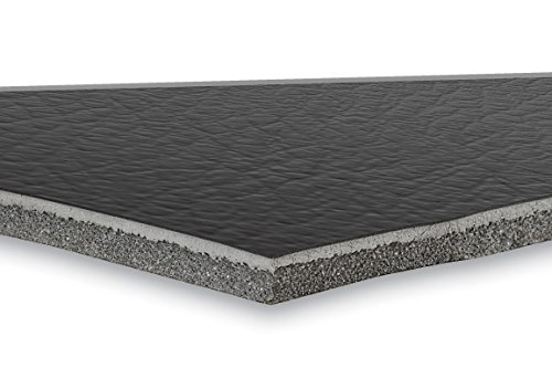 DEI 050121 Boom Mat レザー ルック Sound Barrier and Insulation, 48