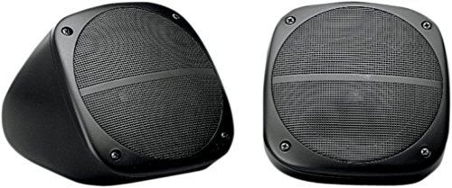Jensen HDS3000 60 ワット Weatherproof Heavy Duty デュアル Cone Surface-Mount Speakers, 1 ペア (海外取寄せ品)