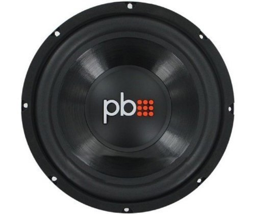 10 WOOFER/225RMS/450MAX/4 OHM (海外取寄せ品)