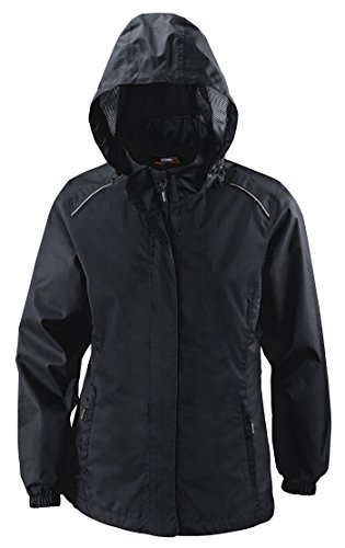 Ash シティ Core 365 78185 - CLIMATE TM?LADIES' SEAM-SEALED LIGHTWEIGHT VARIEGATED RIPSTOP ジャケット (海外取寄せ品)