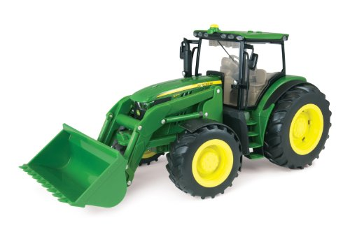 Ertl ビッグ Deere 1:16 6210R Tractor With Loader (海外取寄せ品)