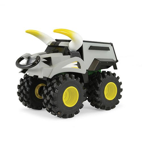 TOMY International John Deere Shake n' Sounds Farm アーマー Bull (海外取寄せ品)
