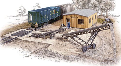Walthers Cornerstone Series キット HO Scale バルク Transfer Conveyor (海外取寄せ品)