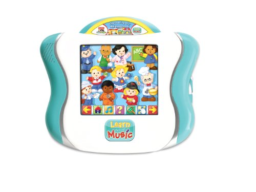 Fisher-Price Learn スルー ミュージック Touchpad Software - リトル People's Discovering The Neighborhood (海外取寄せ品)