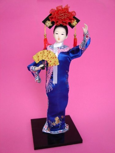 Chinese Collectible ドール in Dancing (海外取寄せ品)