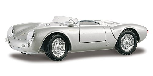 Maisto 1:18 Scale Porsche 550A Spyder Diecast Vehicle (海外取寄せ品)