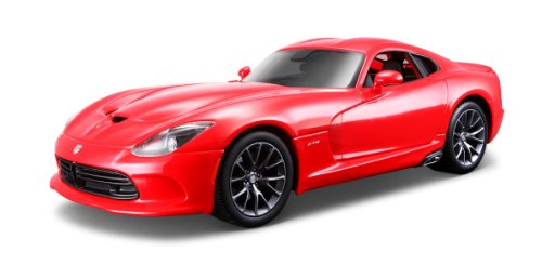 Maisto 1:18 Scale 2013 SRT Viper GTS Diecast Vehicle (Colors May Vary) (海外取寄せ品)