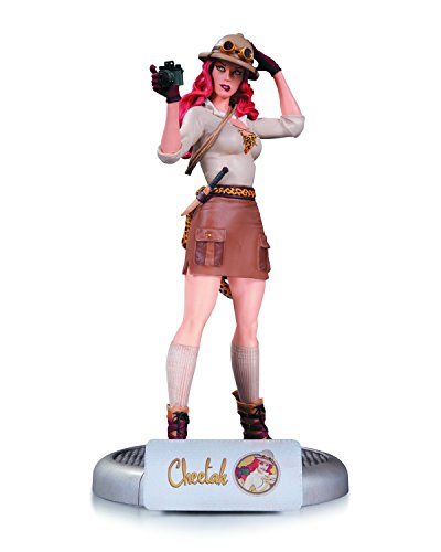 DC Collectibles DC コミック Bombshells: チーター Statue (海外取寄せ品)