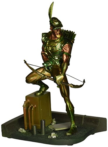 DC Collectibles グリーン Arrow ミニ Patina Statue (海外取寄せ品)