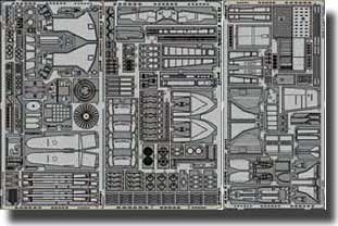 F-105D/G Exterior for HBO 1/48 Eduard (海外取寄せ品)