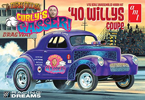 AMT 1/25 Curlys Gasser 1940 Willys Coupe (海外取寄せ品)