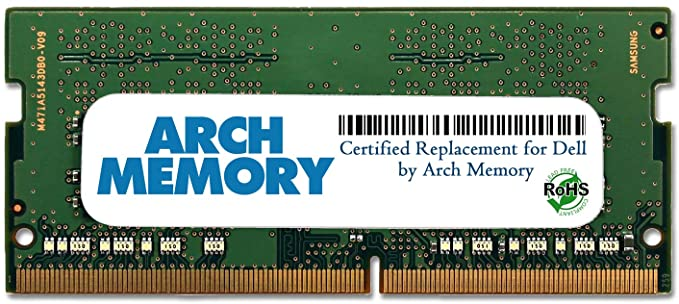 Arch メモリ memory リプレイスメント for デル SNPKN2NMC 4G AA086413 国内正規品 4 GB 15 Inspiron 海外取寄せ品 7590 海外輸入 RAM 260-ピン Series DDR4 7000 2-in-1 So-dimm
