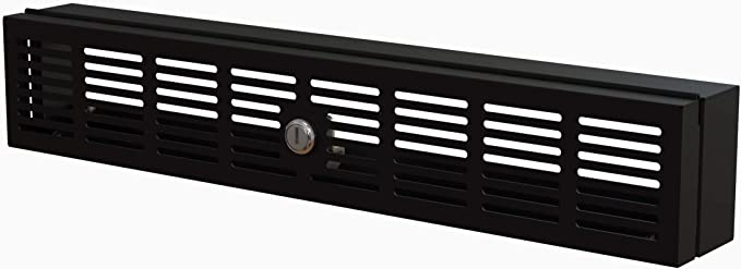 <title>StarTech.com 2U Rack Mount Security カバー - Hinged Locking Panel Cage Door for Physical 豊富な品 Access Control of 19
