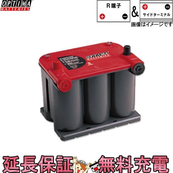 キャッシュレス5%還元 U-3.7 / 925U オプティマバッテリー レッド 自動車 バッテリー オフロード レーシングカー に 最適